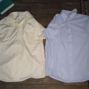 Other - Mens button down t-shirts